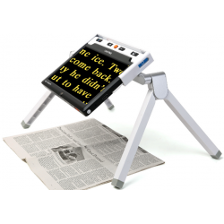Looky 10 with reading stand
