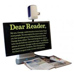 Onyx Deskset Video Magnifier